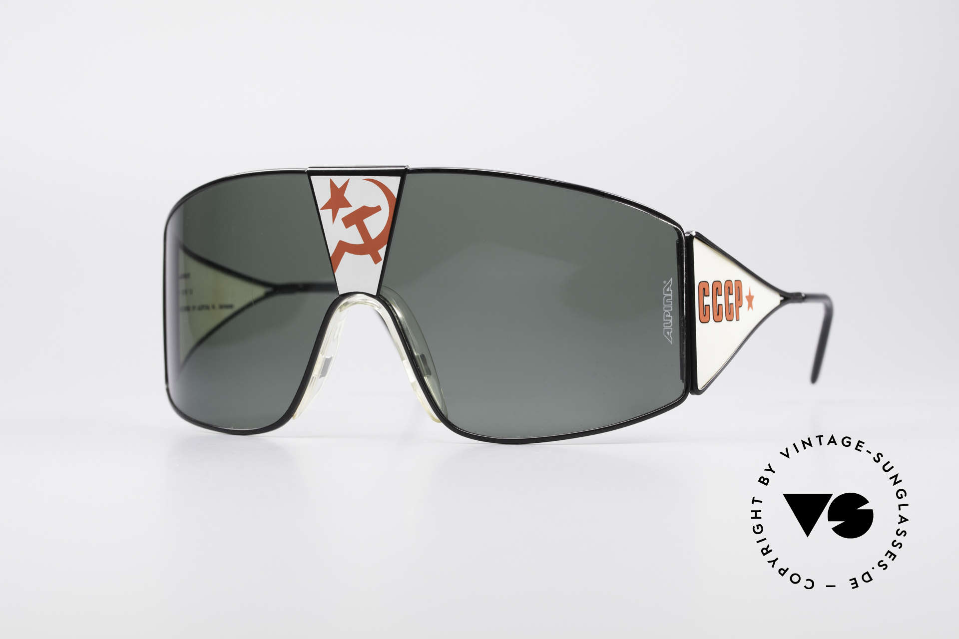 Sunglasses Alpina Talking Glasses Glasnost Gorbatschow