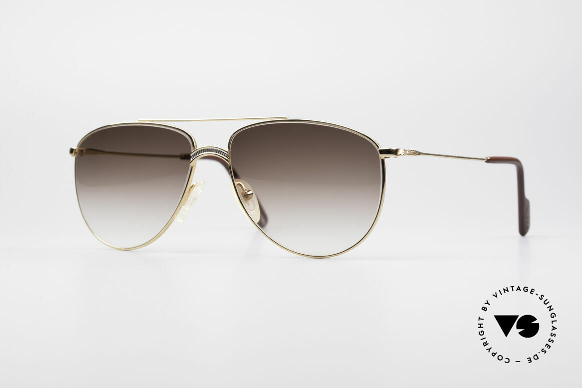 Alpina FM81 Vintage Classic 80's Shades, classic vintage Alpina XL sunglasses from app. 1987/88, Made for Men