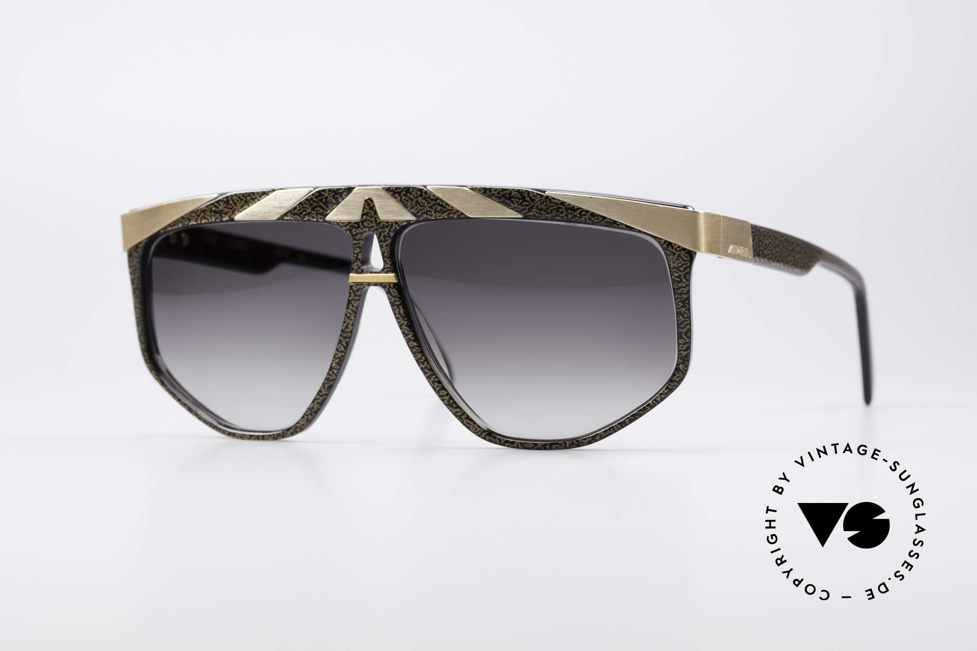 Alpina G82 No Retro Sunglasses Old 80's, vintage model from the 'Genesis Project' by Alpina, Made for Men and Women