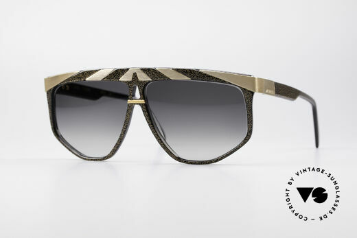 Alpina G82 Gold Plated 80's Shades Details