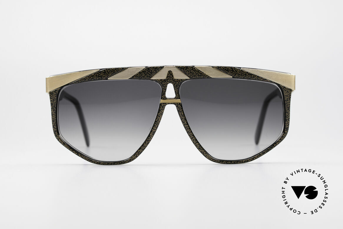 Alpina G82 Gold Plated 80's Shades