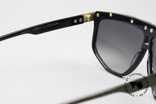Alpina G82 No Retro Sunglasses Old 80's, NO RETRO fashion; original from 1985 + Versace case, Made for Men and Women