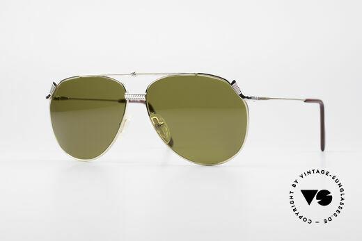 Alpina PG 902 Vintage Golf Sunglasses Details