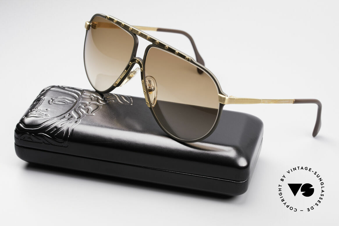 Alpina M1 Iconic West Germany Frame, NO RETRO sunglasses; the old ORIGINAL from 1987!, Made for Men and Women