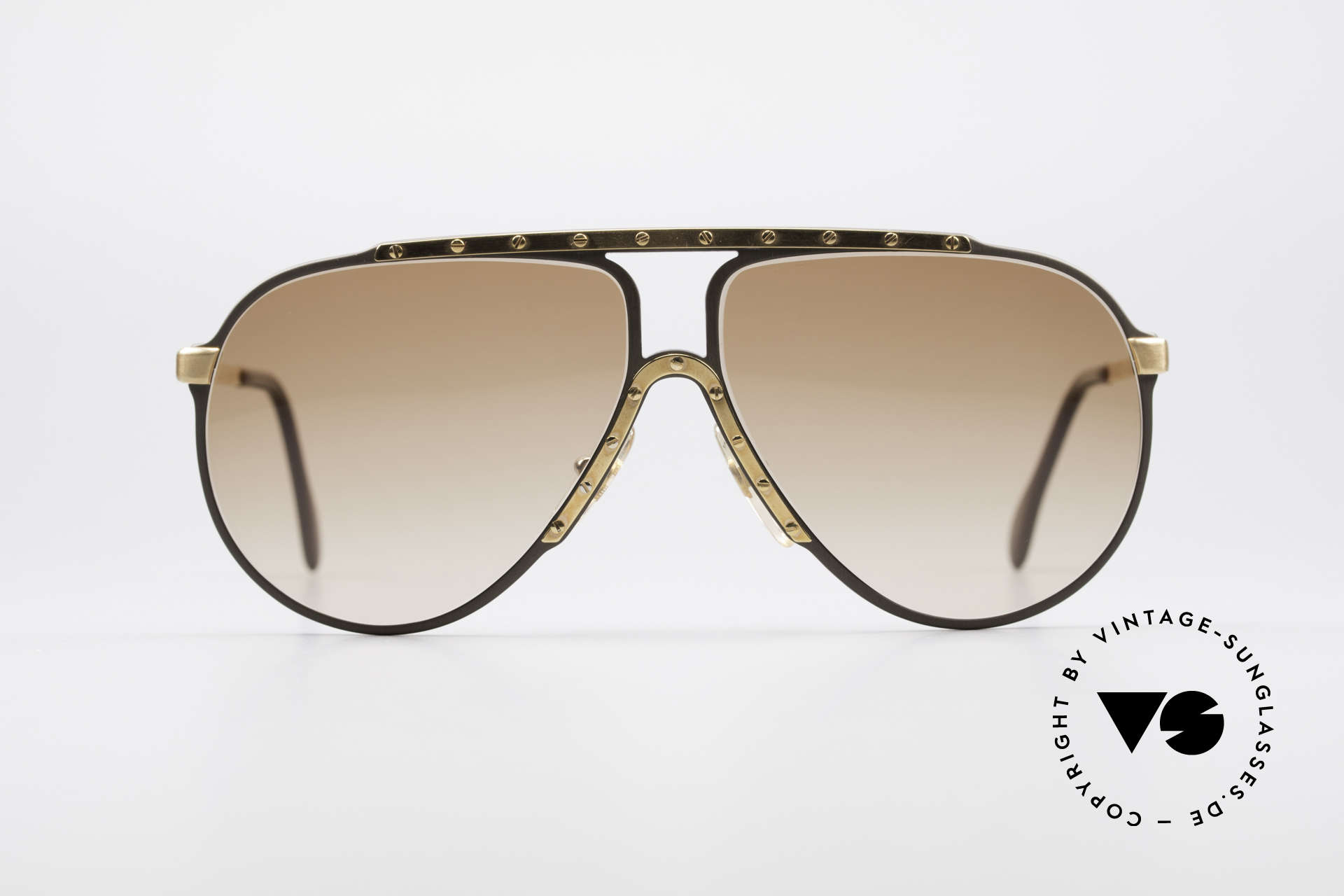 Alpina M1 Iconic West Germany Frame, M1 = the bestseller sunglasses of the 1980's per se, Made for Men and Women