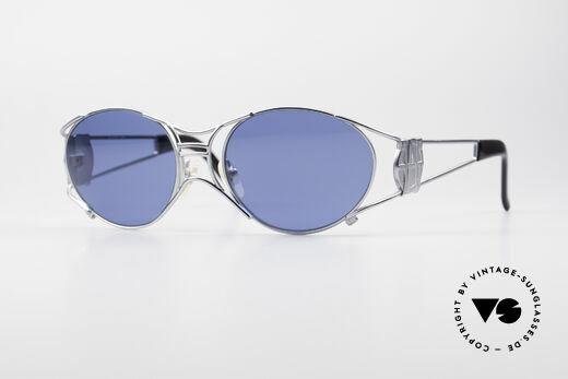 Jean Paul Gaultier 58-6101 JPG Steampunk Sunglasses Details