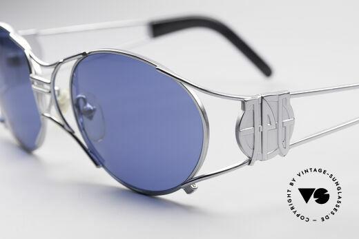 Jean Paul Gaultier 58-6101 JPG Steampunk Sunglasses