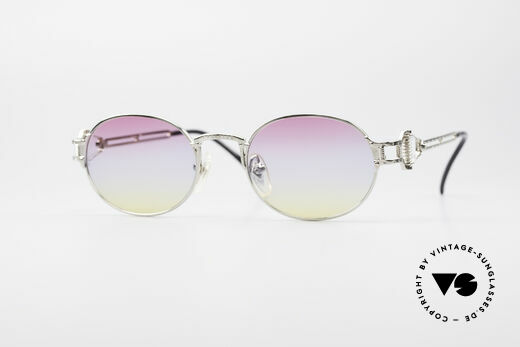 Jean Paul Gaultier 55-5110 Extraordinary Vintage Shades Details