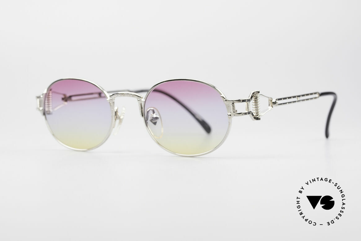 "Jean Paul Gaultier 55-5110 Extraordinary Vintage Shades, often called as ""STEAMPUNK glasses"" these days, Made for Men and Women"