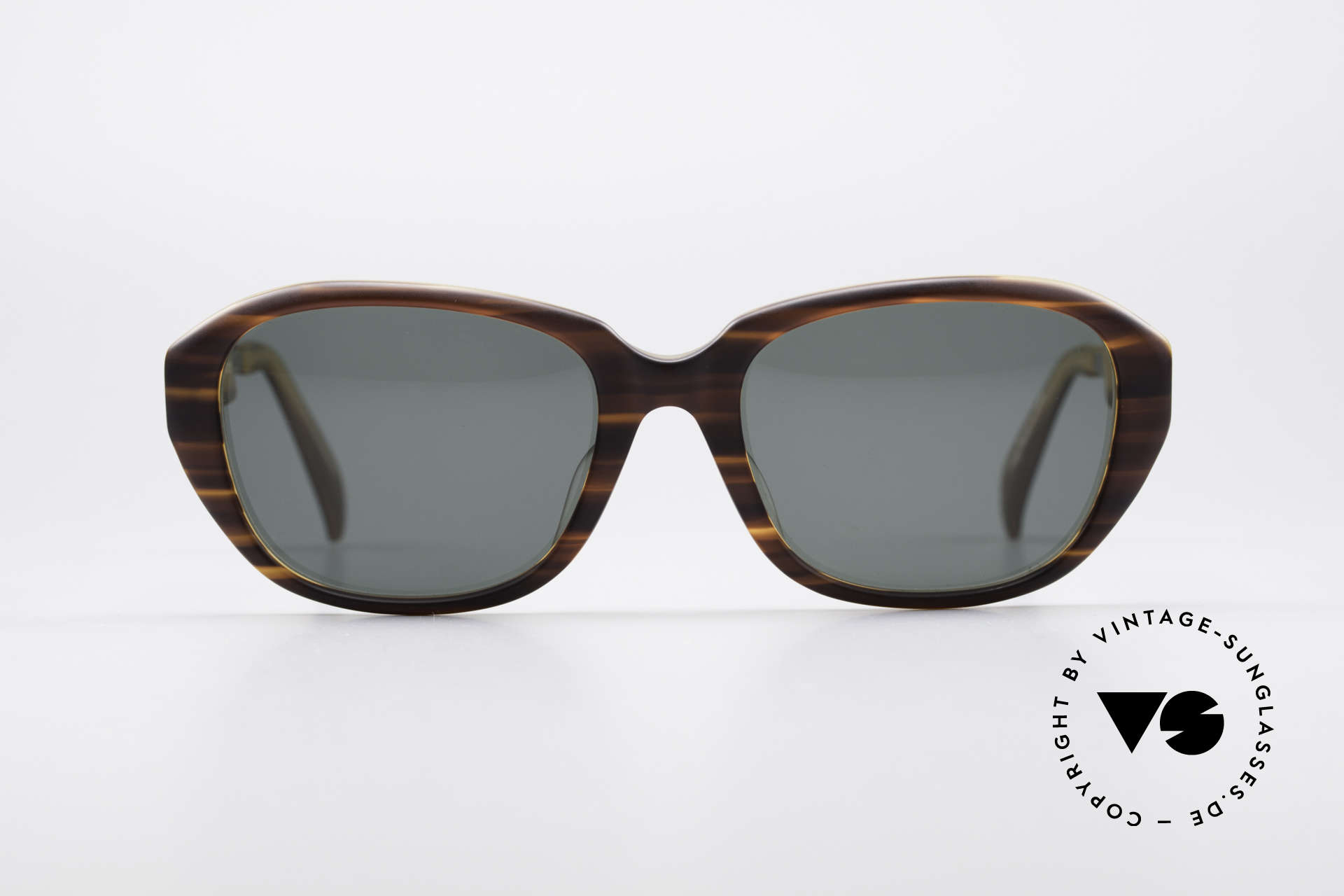 Jean Paul Gaultier 56-1072 90's Designer Sunglasses, great combination of materials & colors; eye-catcher!, Made for Men and Women