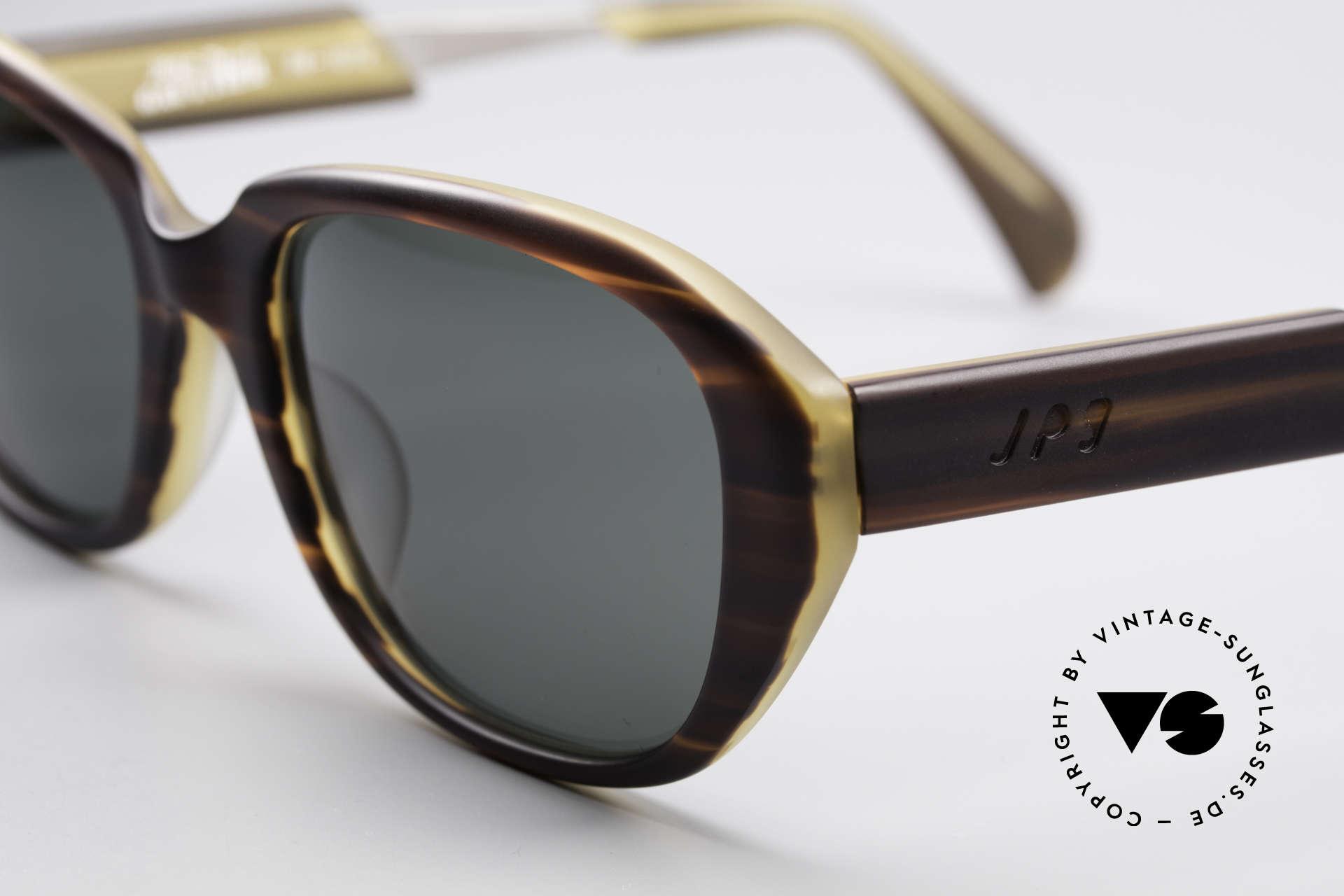 Jean Paul Gaultier 56-1072 90's Designer Sunglasses, unworn, N.O.S. (like all our vintage designer glasses), Made for Men and Women