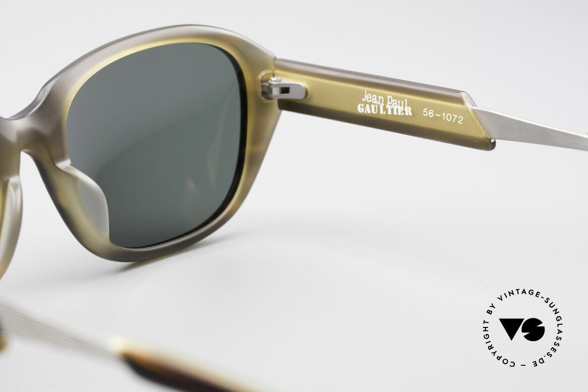 Jean Paul Gaultier 56-1072 90's Designer Sunglasses, Size: medium, Made for Men and Women