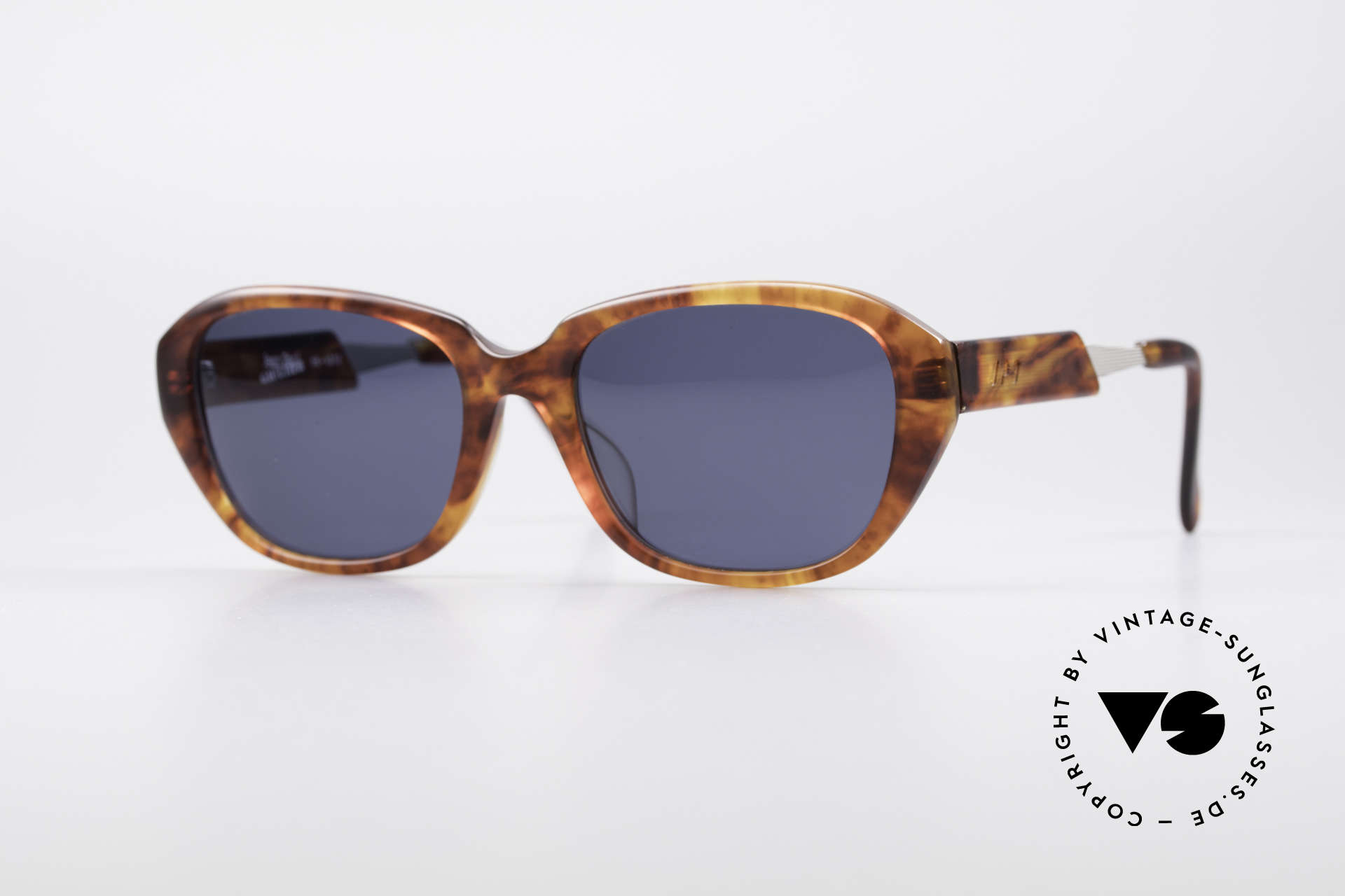 Jean Paul Gaultier 56-1072 JPG Designer Sunglasses, 1990s vintage designer sunglasses by Jean P. Gaultier, Made for Men and Women