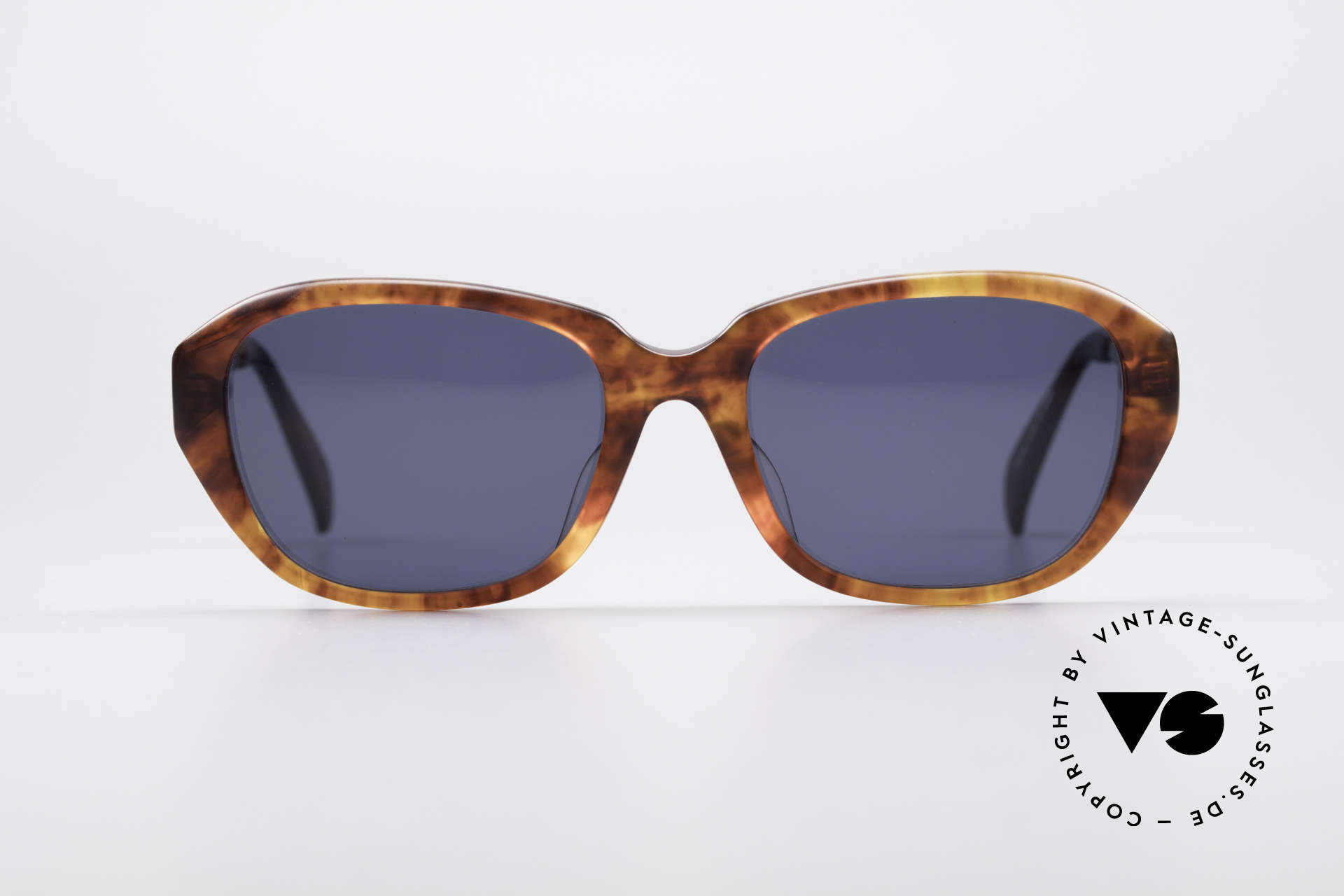 Jean Paul Gaultier 56-1072 JPG Designer Sunglasses, great combination of materials & colors; eye-catcher!, Made for Men and Women