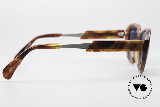 Jean Paul Gaultier 56-1072 JPG Designer Sunglasses, the sun lenses (100% UV) can be replaced optionally, Made for Men and Women