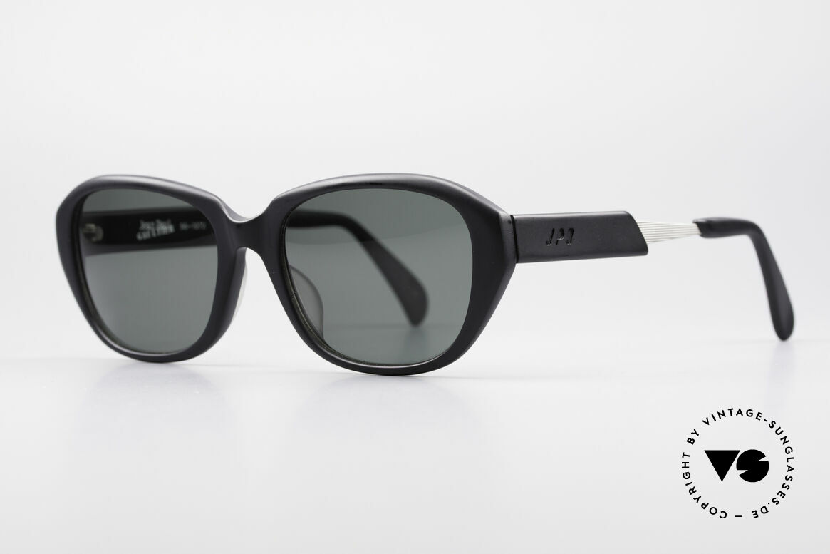 Jean Paul Gaultier 56-1072 Designer 90's Sunglasses, tangible top-quality .. distinctive JPG, made in Japan, Made for Men and Women