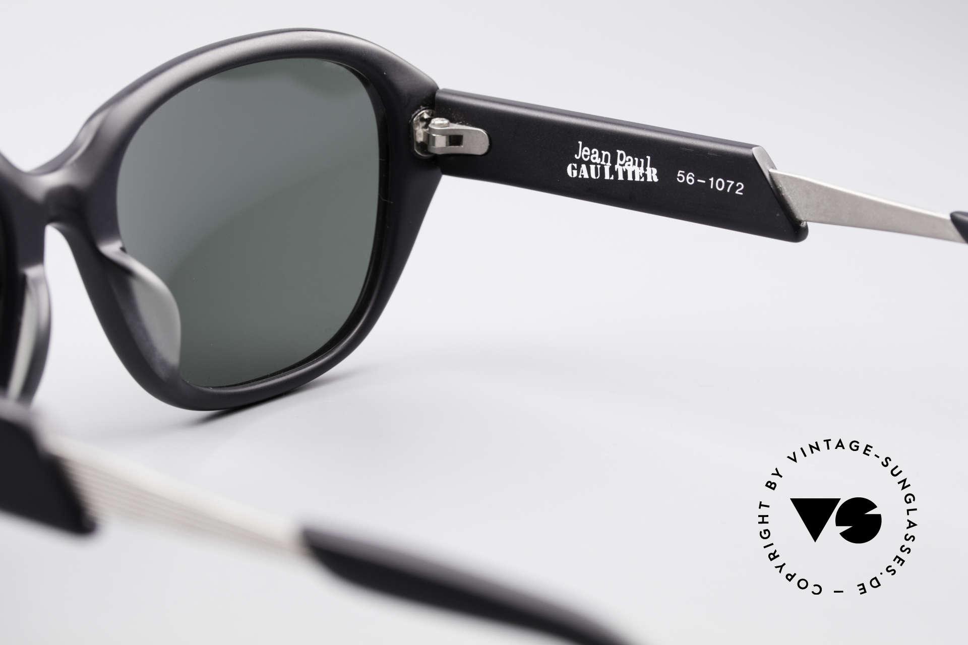 Jean Paul Gaultier 56-1072 Designer 90's Sunglasses, Size: medium, Made for Men and Women