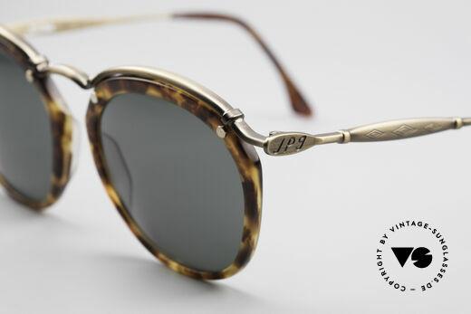 Jean Paul Gaultier 56-1273 JPG Panto Style Sunglasses