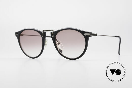 BOSS 5152 - L Panto Style Sunglasses Large Details