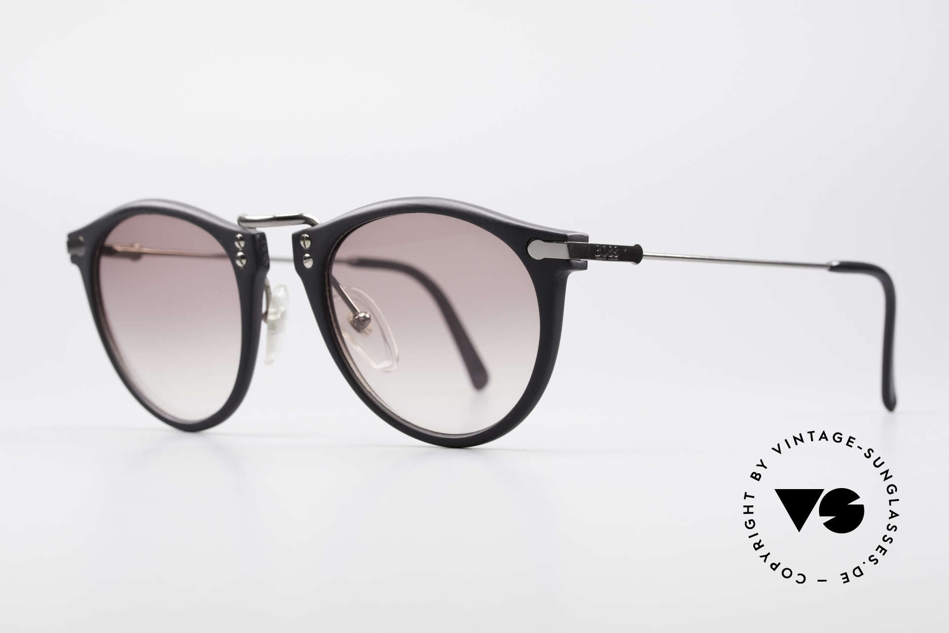 BOSS 5152 - L Panto Style Sunglasses Large, cooperation between BOSS & Carrera, at that time, Made for Men