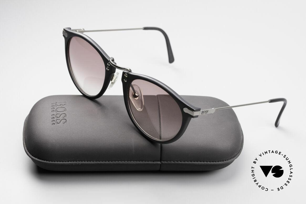 BOSS 5152 - L Panto Style Sunglasses Large