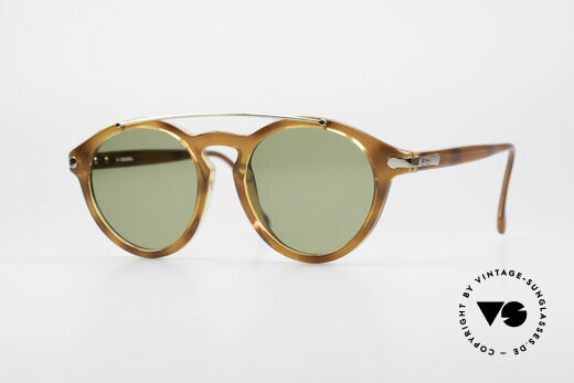 BOSS 5163 Big Panto 90's Sunglasses Details
