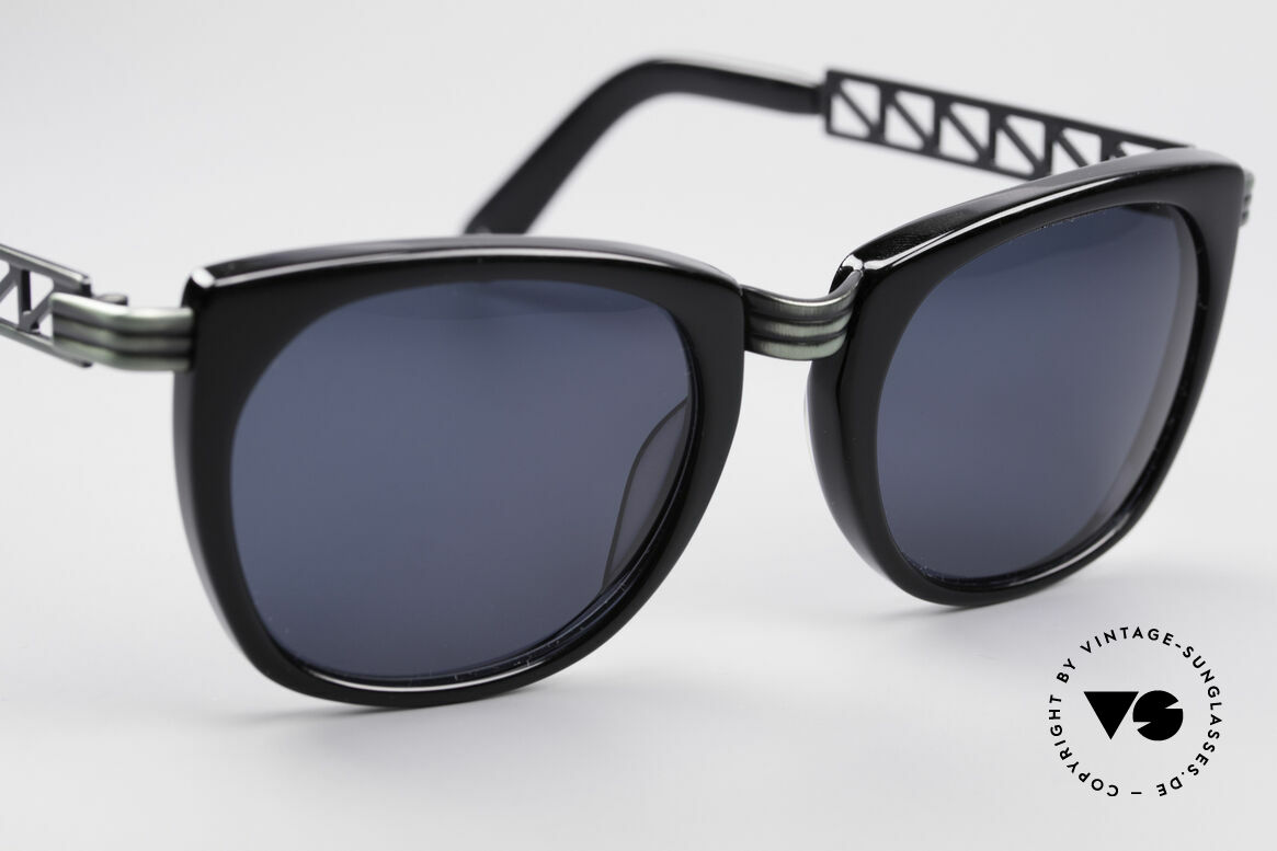 Jean Paul Gaultier 56-0272 Steampunk 90's Sunglasses, NO RETRO shades, but a 20 years old ORIGINAL, Made for Men and Women