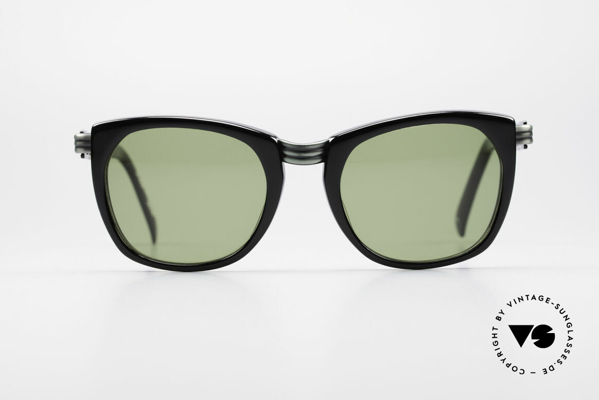 "Jean Paul Gaultier 56-0272 90's Steampunk Sunglasses, striking frame construction ""steampunk style"", Made for Men and Women"
