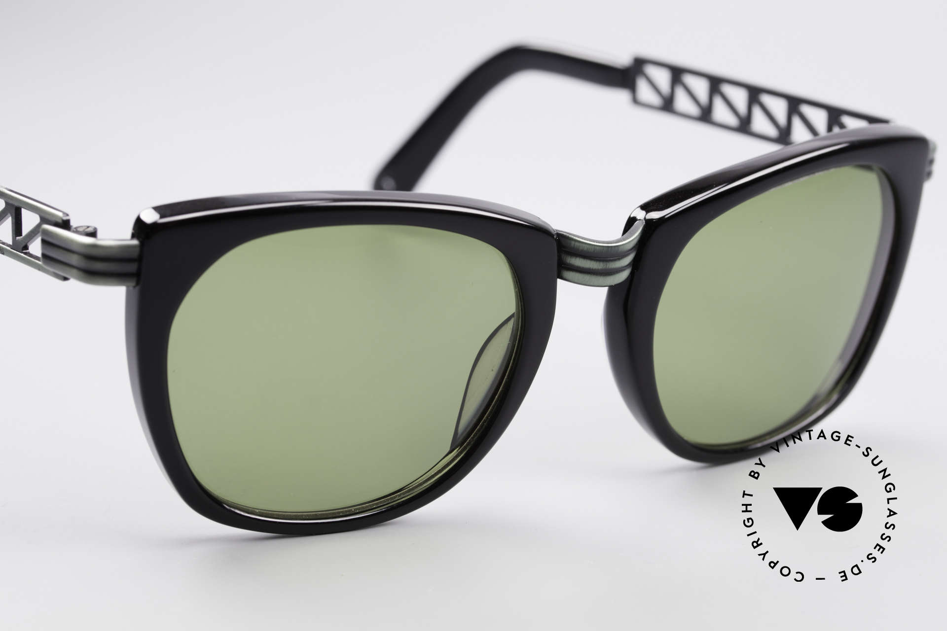 Jean Paul Gaultier 56-0272 90's Steampunk Sunglasses, NO RETRO shades, but a 20 years old ORIGINAL, Made for Men and Women