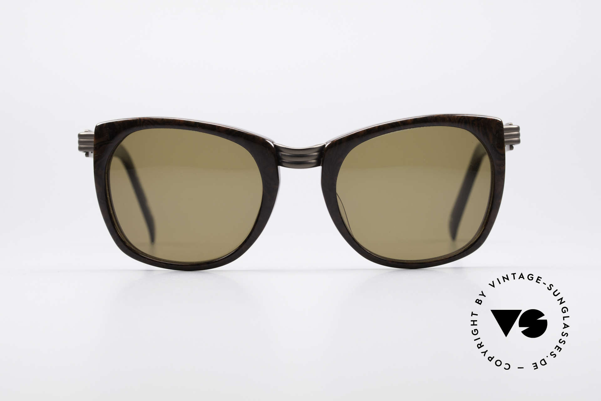 """Jean Paul Gaultier 56-0272 Steampunk JPG Sunglasses, striking frame construction """"steampunk style"""", Made for Men and Women"""