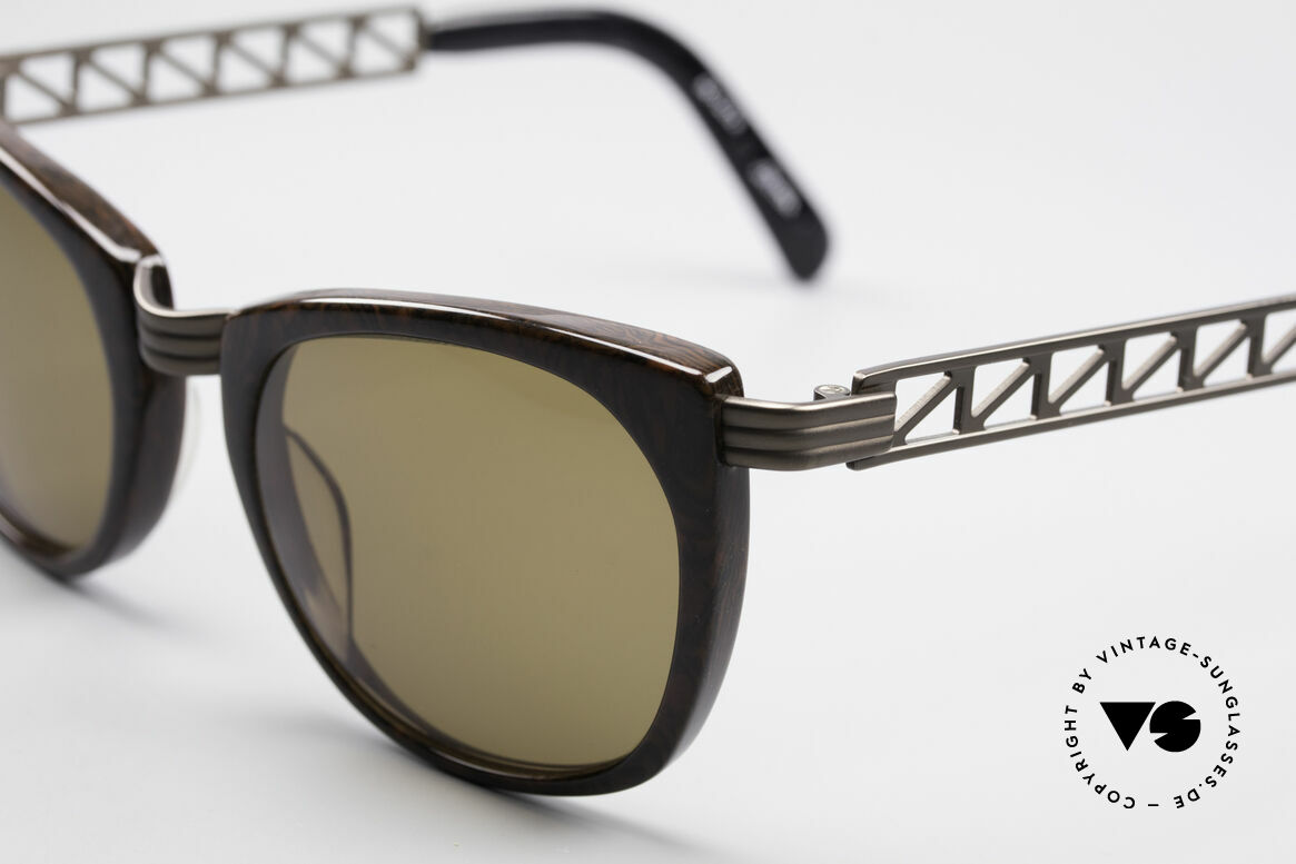 Jean Paul Gaultier 56-0272 Steampunk JPG Sunglasses, unused (like all our Haute Couture sunglasses), Made for Men and Women