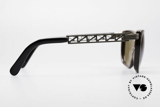 Jean Paul Gaultier 56-0272 Steampunk JPG Sunglasses, the frame can be glazed with optical lenses, too, Made for Men and Women