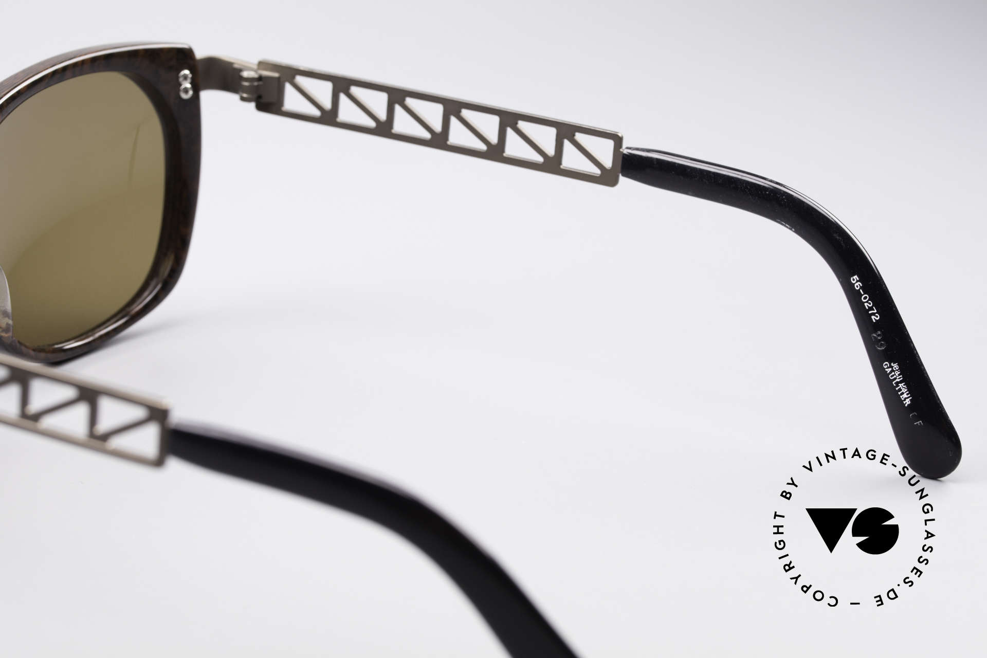 Jean Paul Gaultier 56-0272 Steampunk JPG Sunglasses, Size: large, Made for Men and Women