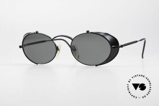 Jean Paul Gaultier 56-1175 JPG Side Shields Sunglasses Details