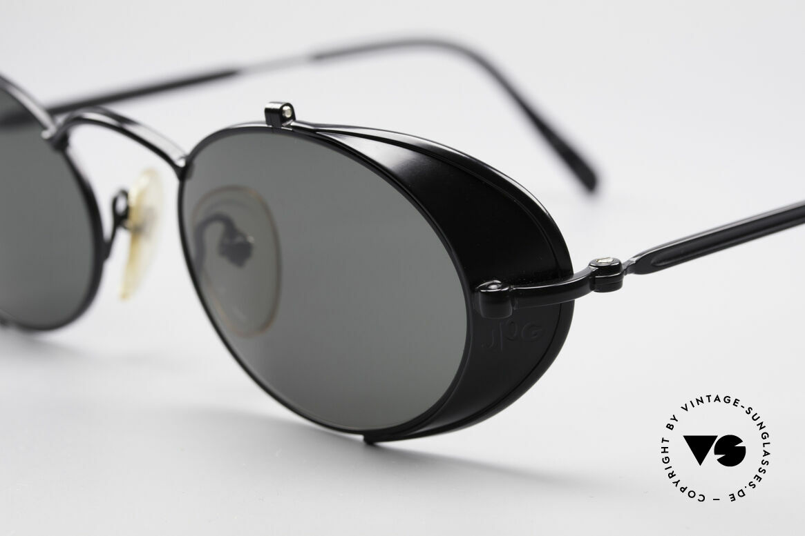 Jean Paul Gaultier 56-1175 JPG Side Shields Sunglasses, outstanding craftsmanship - made in Japan - high-end!, Made for Men and Women