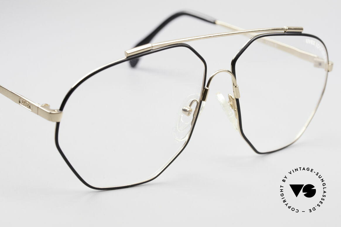Uvex 5004 Extraordinary Aviator Frame, NO RETRO EYEWEAR, but a rare old ORIGINAL!!, Made for Men