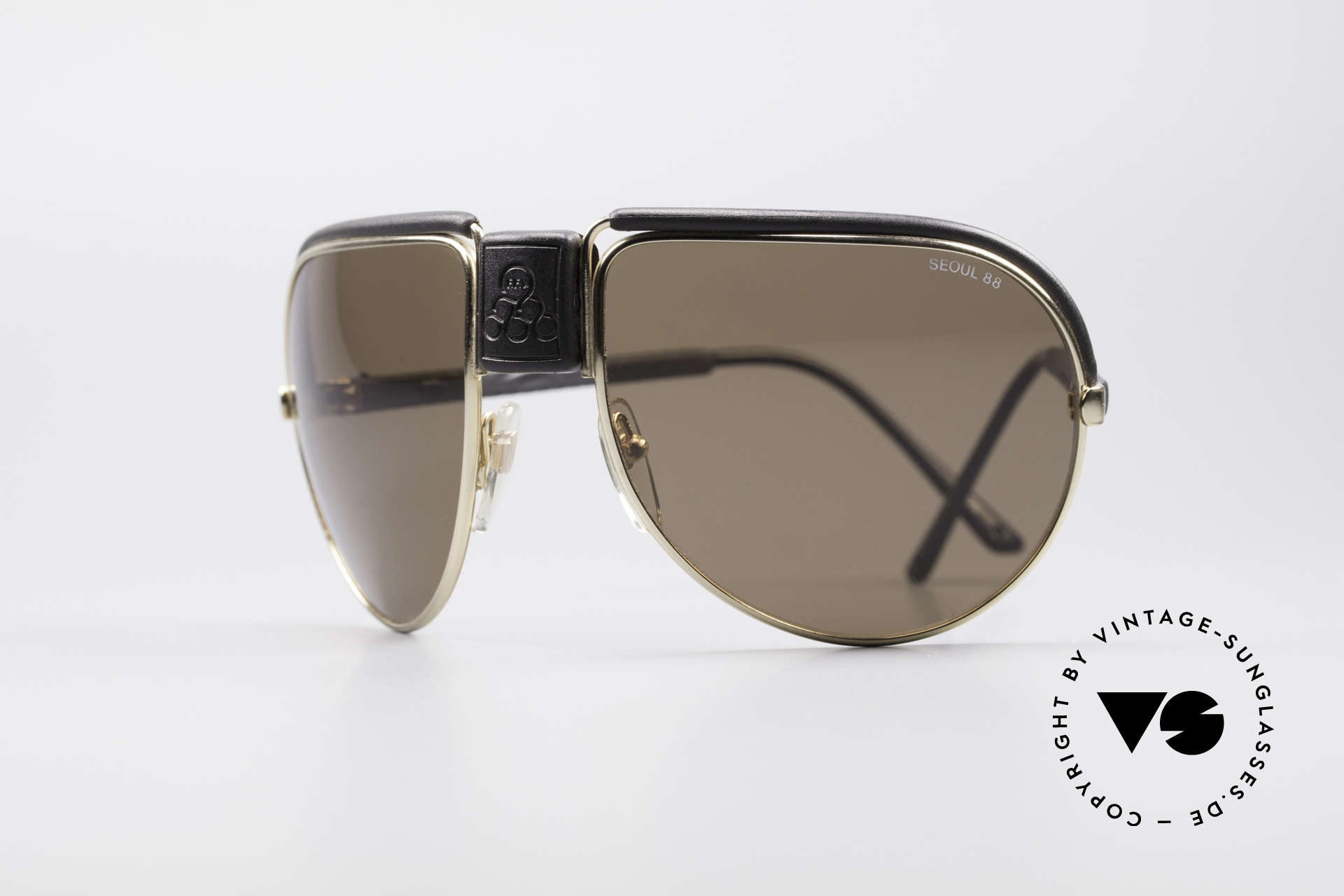 Cebe Seoul 88 Olympic Games Sunglasses, CEBE vintage shades - made for extreme sports purpose, Made for Men
