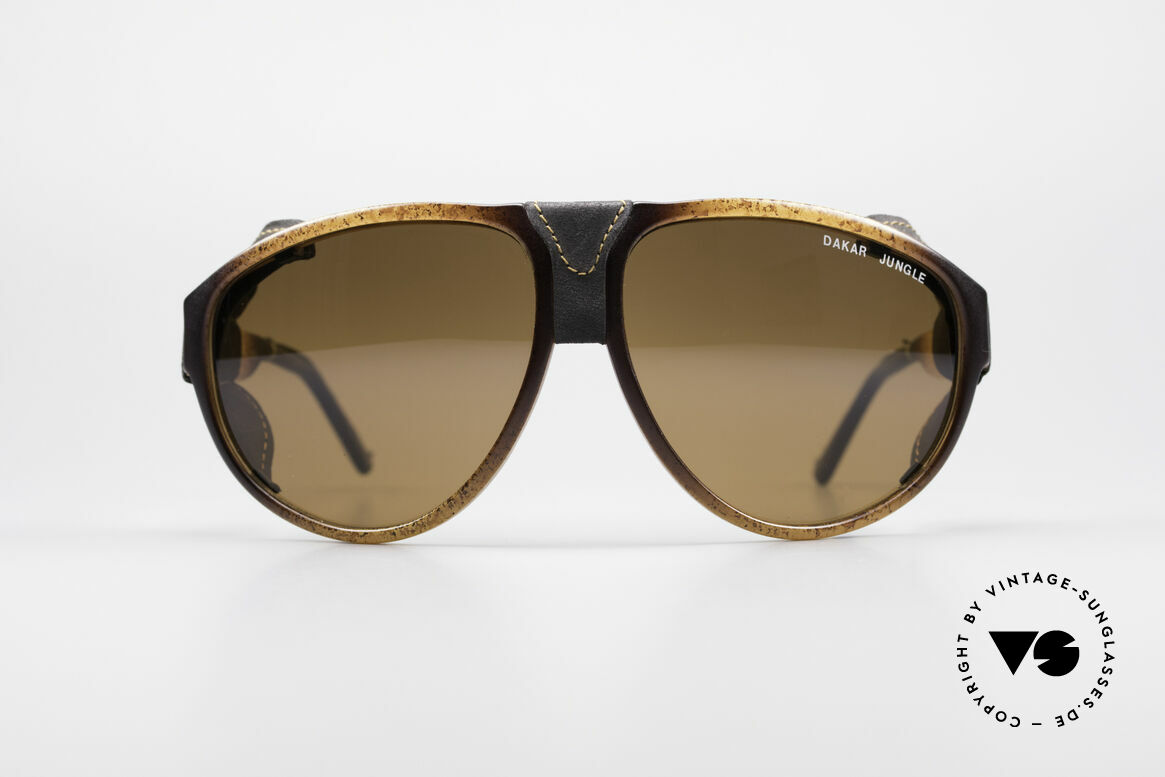 Cebe Dakar Jungle 910 Vintage Racing Shades, vintage CEBE sports shades - made for extreme purpose, Made for Men and Women