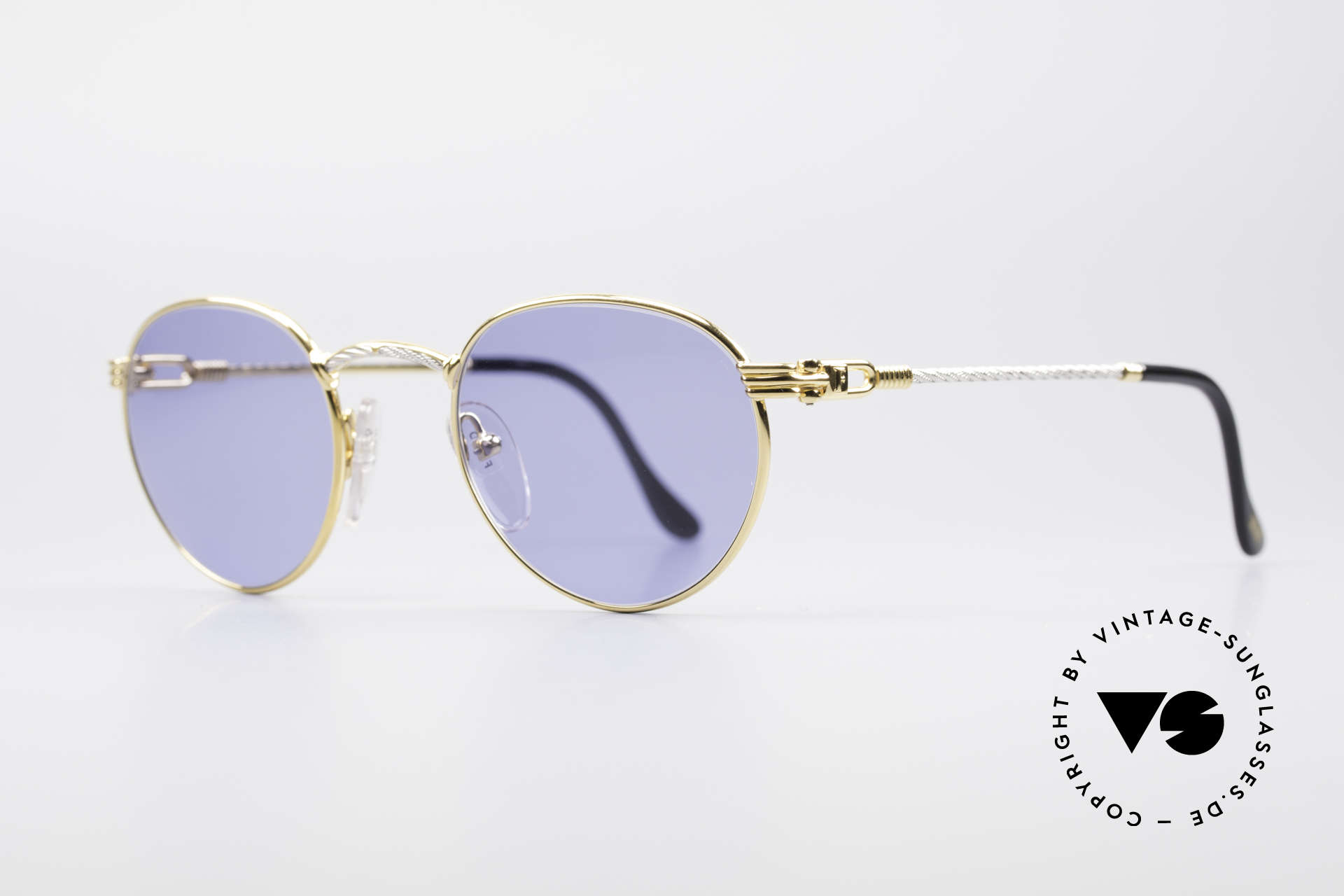 Fred Ouragan Luxury Panto Sunglasses, the name says it all: 'ouragan' = French for 'windstorm', Made for Men