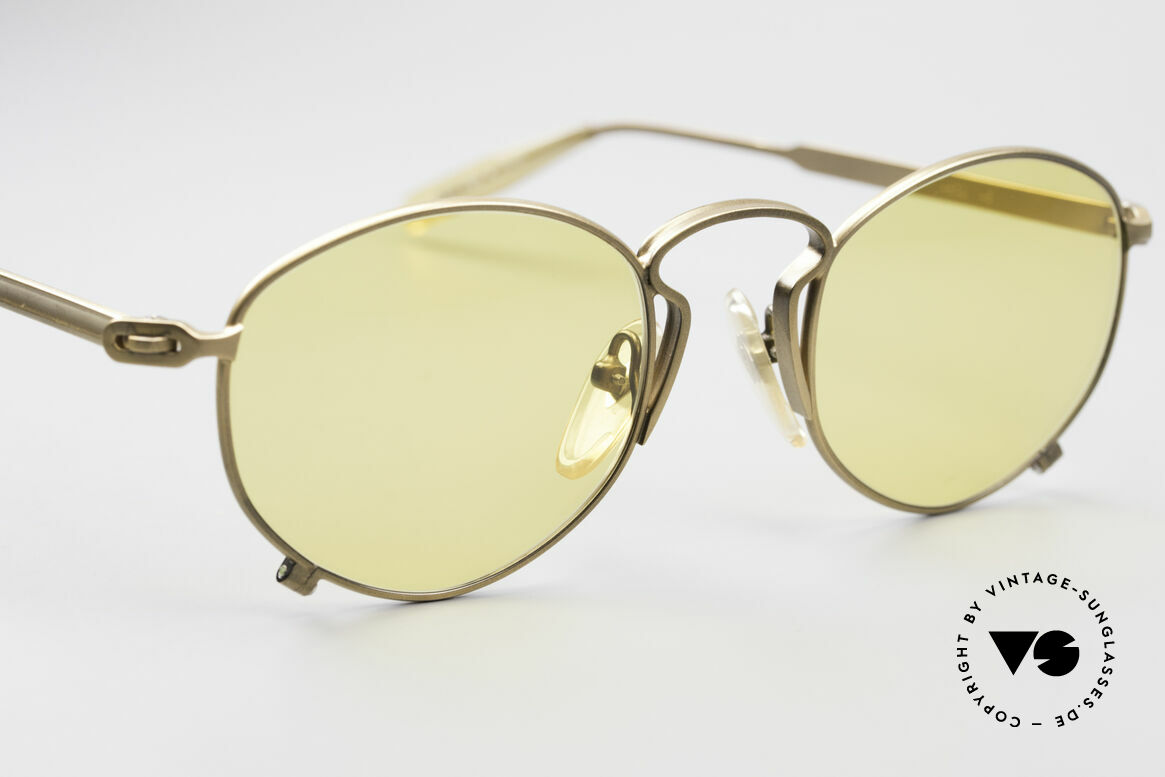 Jean Paul Gaultier 55-1171 Extraordinary Vintage Frame