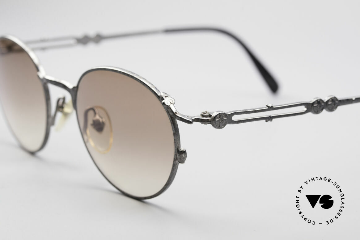 Jean Paul Gaultier 55-4177 Designer Panto Sunglasses, new old stock (like all our RARE designer shades), Made for Men and Women