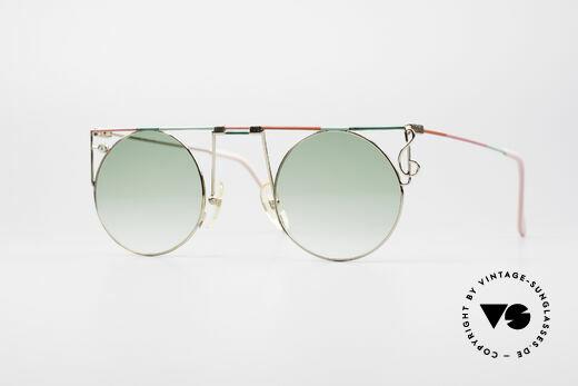 Casanova MTC 8 Artful Vintage Sunglasses Details