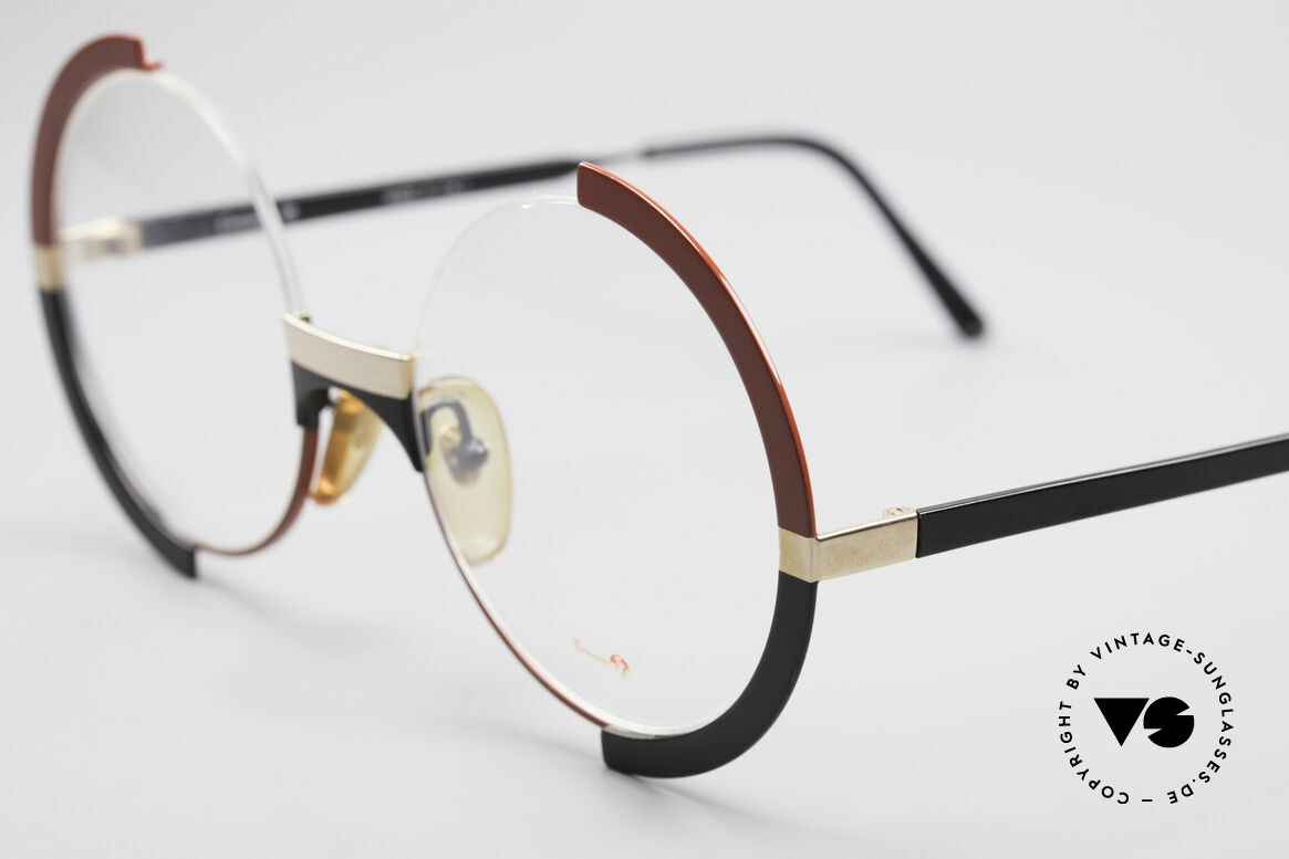 Casanova FC4 Artful 80's Eyeglasses, actually belongs in a musem, since 'a piece of art', Made for Women