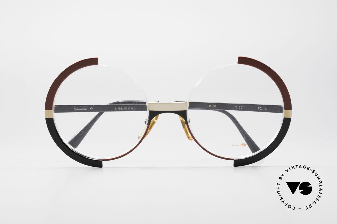 Casanova FC4 Artful 80's Eyeglasses