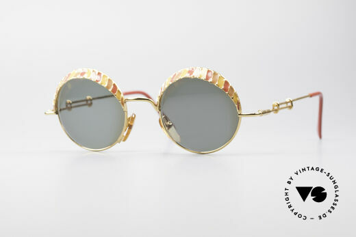 Casanova Arché 4 Limited Gold Plated Frame Details