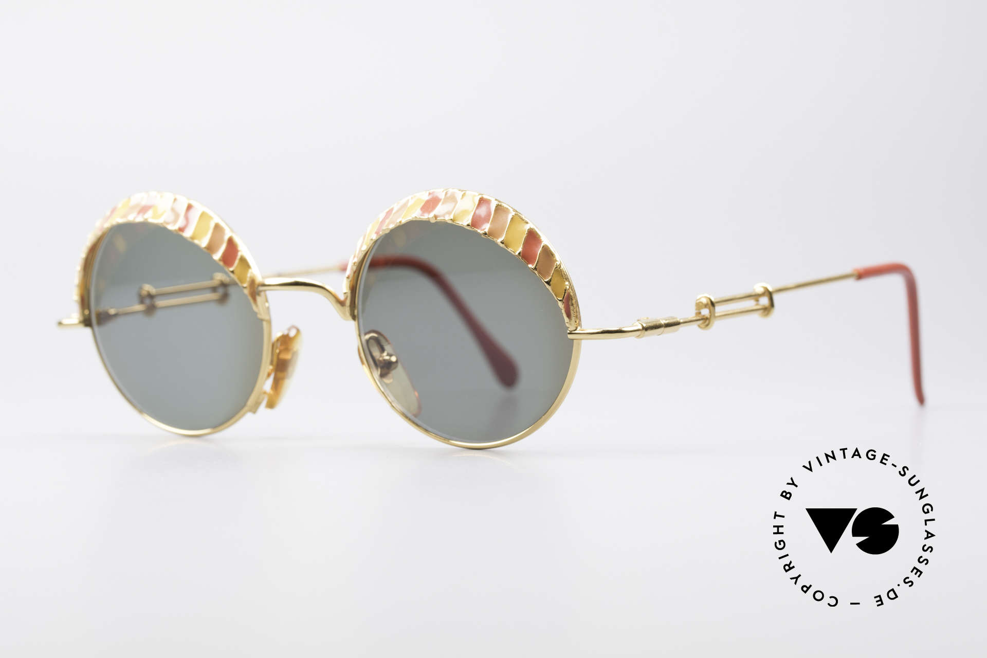 Casanova Arché 4 Limited Gold Plated Frame, Arché Series = most precious creations by CASANOVA, Made for Men and Women