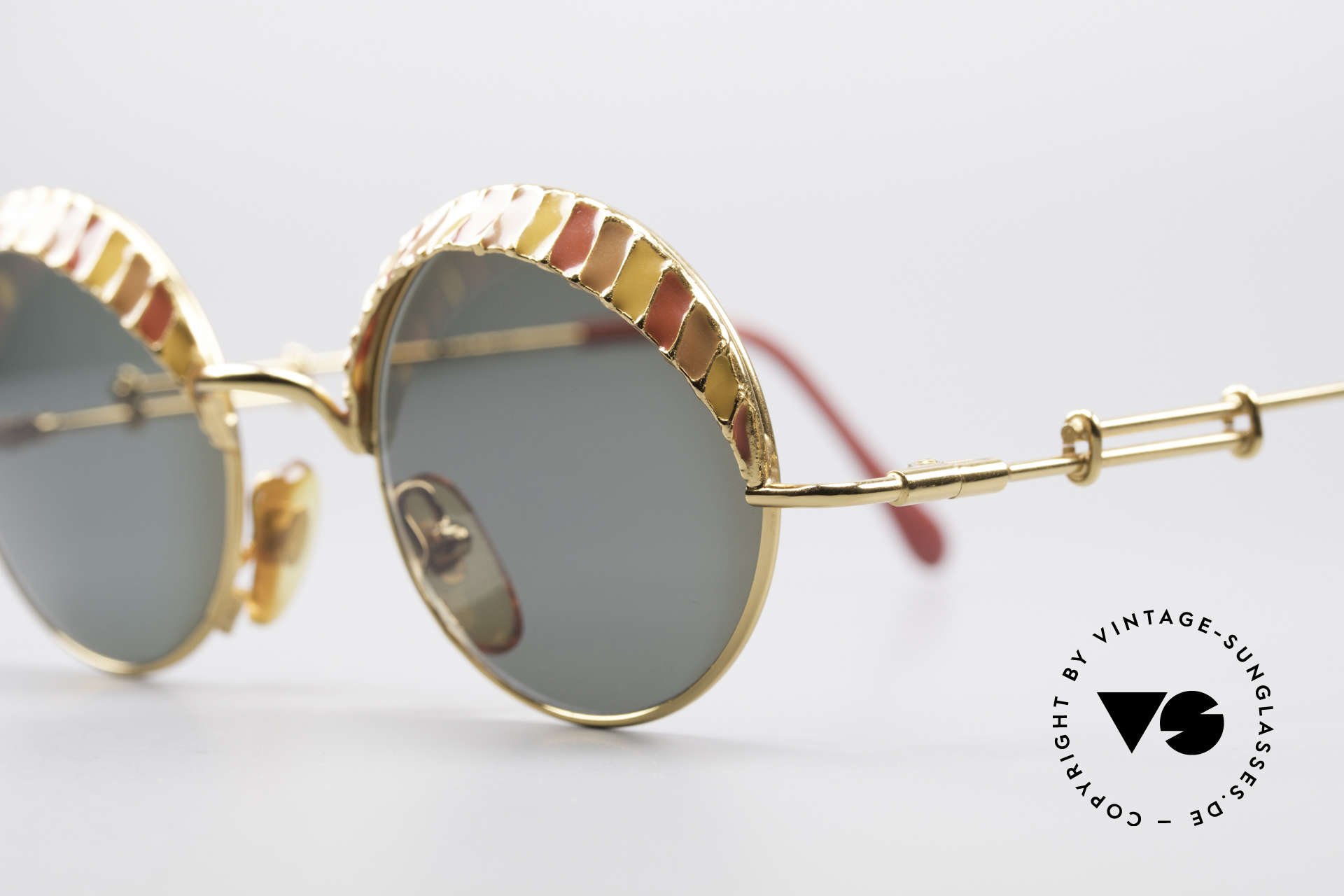 Casanova Arché 4 Limited Gold Plated Frame, limited edition (134/300) - only 300 models, worldwide, Made for Men and Women