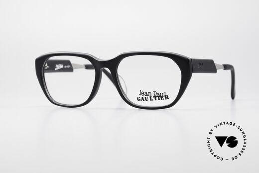 Jean Paul Gaultier 55-1071 Designer 90's Eyeglasses Details