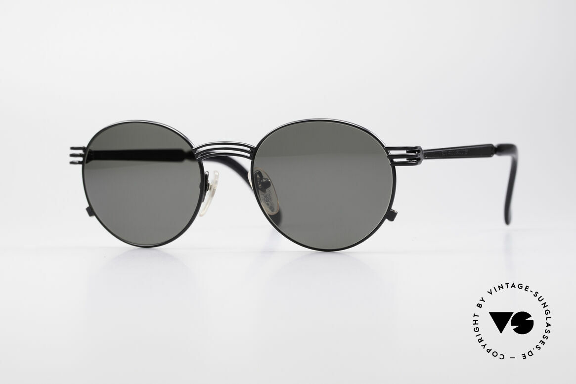 Jean Paul Gaultier 55-3174 Designer Fork Sunglasses, valuable & creative Jean Paul Gaultier designer shades, Made for Men and Women