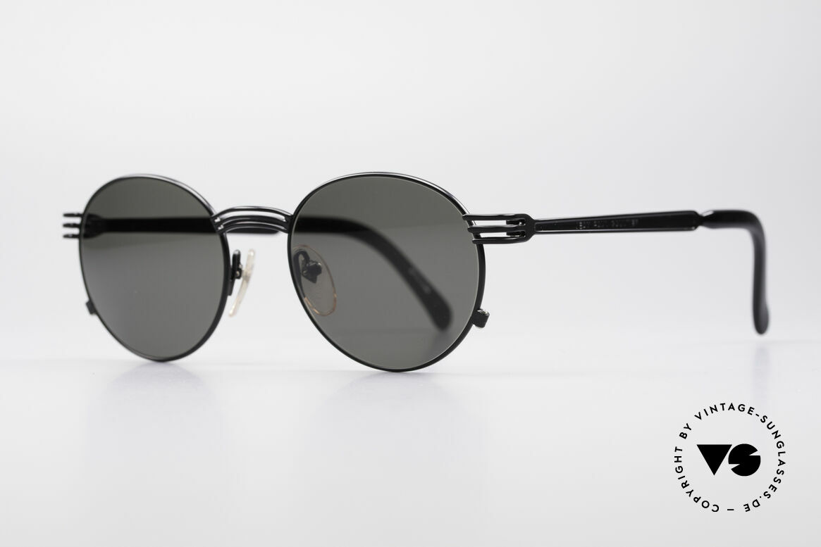 Jean Paul Gaultier 55-3174 Designer Fork Sunglasses, tangible top-notch craftsmanship; frame made in Japan, Made for Men and Women